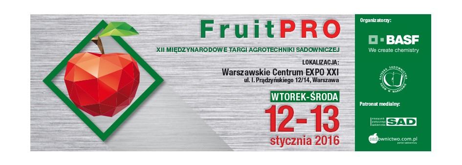 FruitPRO 2016 - [program konferencji]