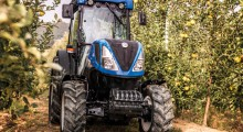 New Holland z nowymi seriami T4 FNV